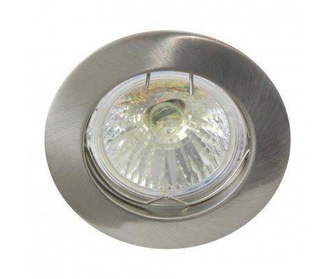 Halogène spot fixe - aluminium brossé