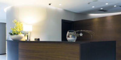 Éclairage pour Hôtels