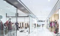 Eclairage des Commerces de détails & Supermarchés