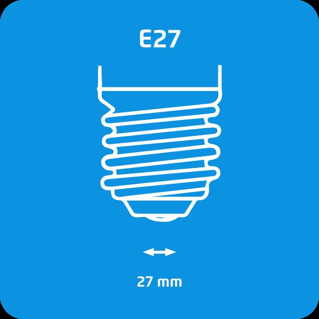 philips halogène e27