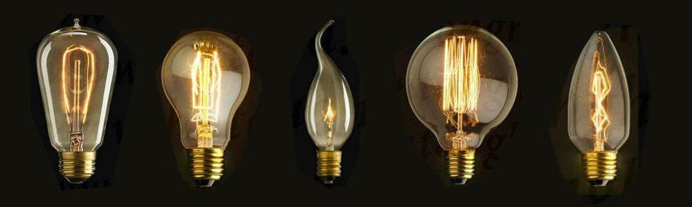 Linden incandescent filament E27