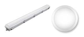LED Waterdichte Armaturen