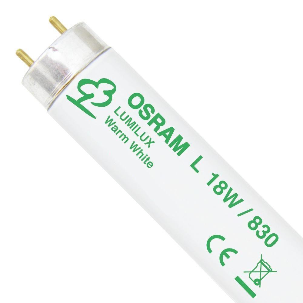 Osram L 18W 830 Lumilux | 59cm - Warm Wit