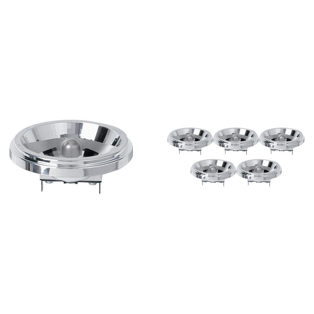 Voordeelpak 6x Osram 41840 Halospot 111 75W 12V G53 FL 24D