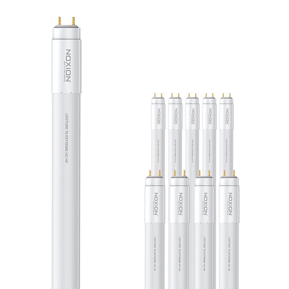 Voordeelpak 10x Noxion Avant LEDtube T8 Extreme HO HF 120cm 14W 830 | Warm Wit - Vervangt 36W