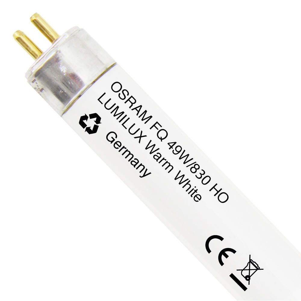 Osram FQ HO 49W 830 Lumilux   145cm - Warm Wit