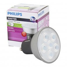 Philips MASTER LEDspot MV Value D 4.3 - 50W 827 25D GU10