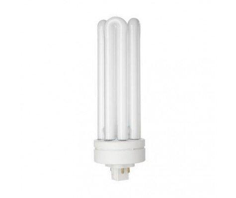 GE Biax Q/E LongLast 57W/830 GX24q-5 4P Warm Wit