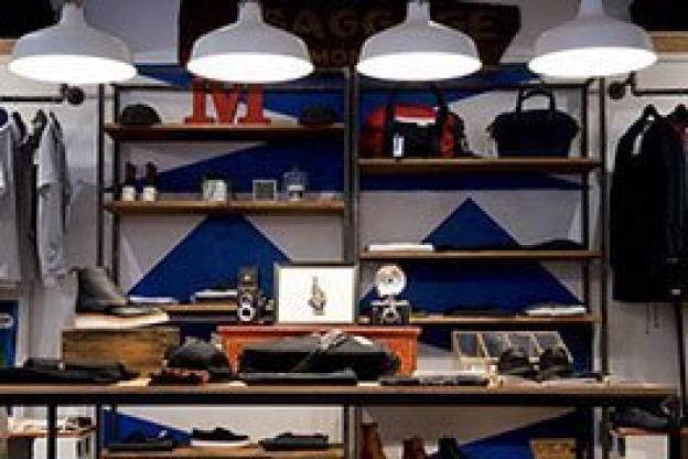 LED verlichting voor retail: Kledingwinkels