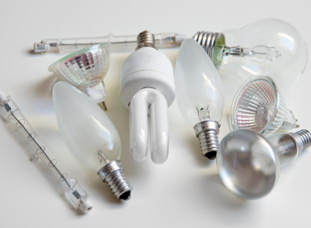 Wat betekent de power factor van een lamp?