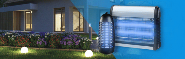 Zomer must-have: anti-insectlampen