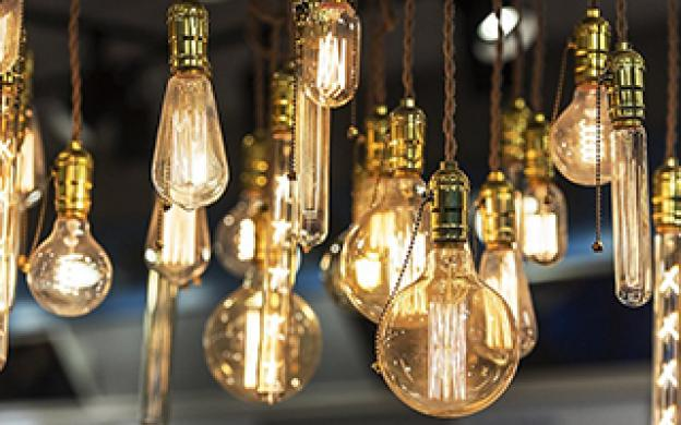 Retro LED en vintage lampen