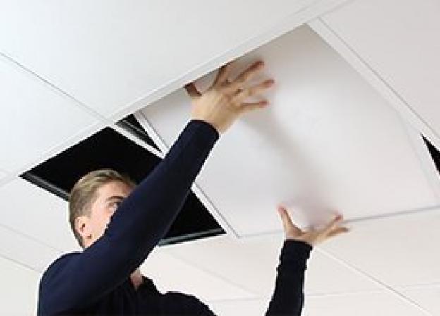 Hoe installeer ik een LED paneel?