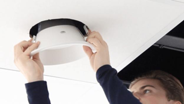 Hoe installeer ik een LED Downlight?