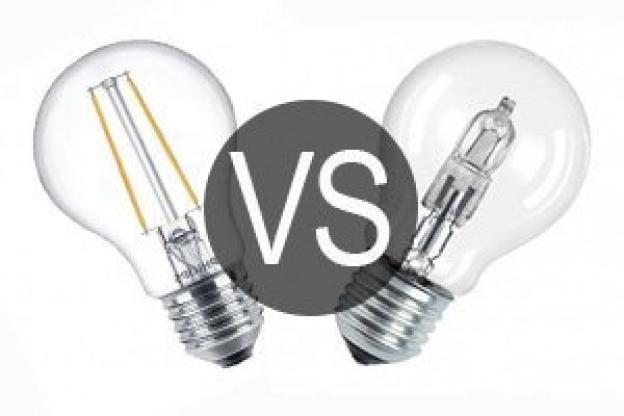 Wat is het verschil tussen LED en halogeen?