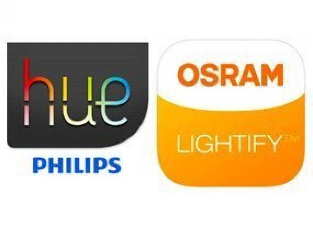 Breaking News: de Philips HUE bridge is compatibel met Osram lampen!