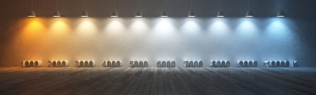 Welke kleur licht heb ik nodig bij LED?