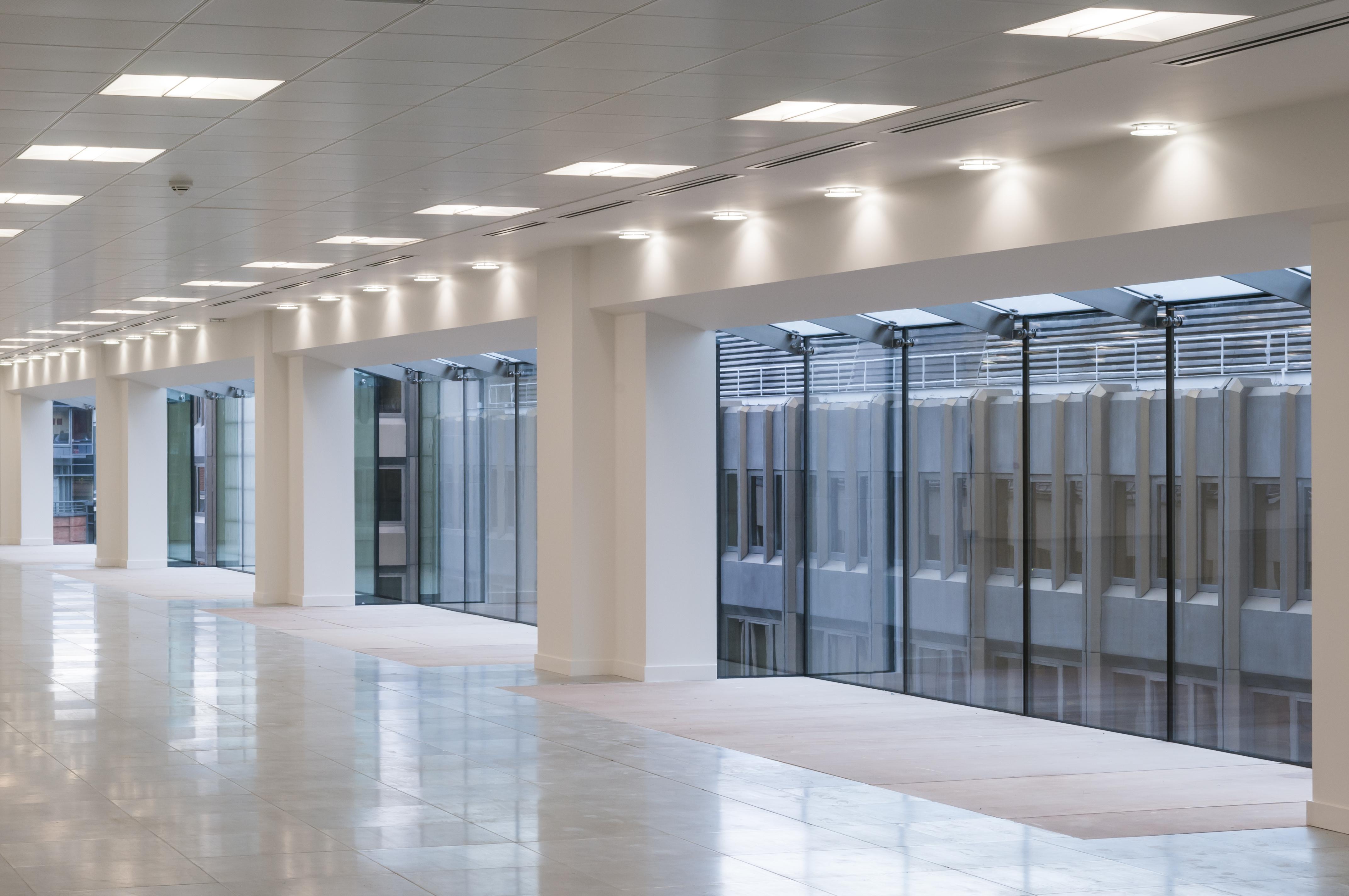 LED Panelen Hal