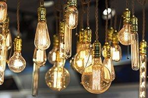led retro bulbs