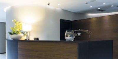 Hotelverlichting