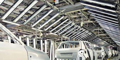 Fabrieksverlichting