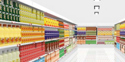 Supermarkt Verlichting