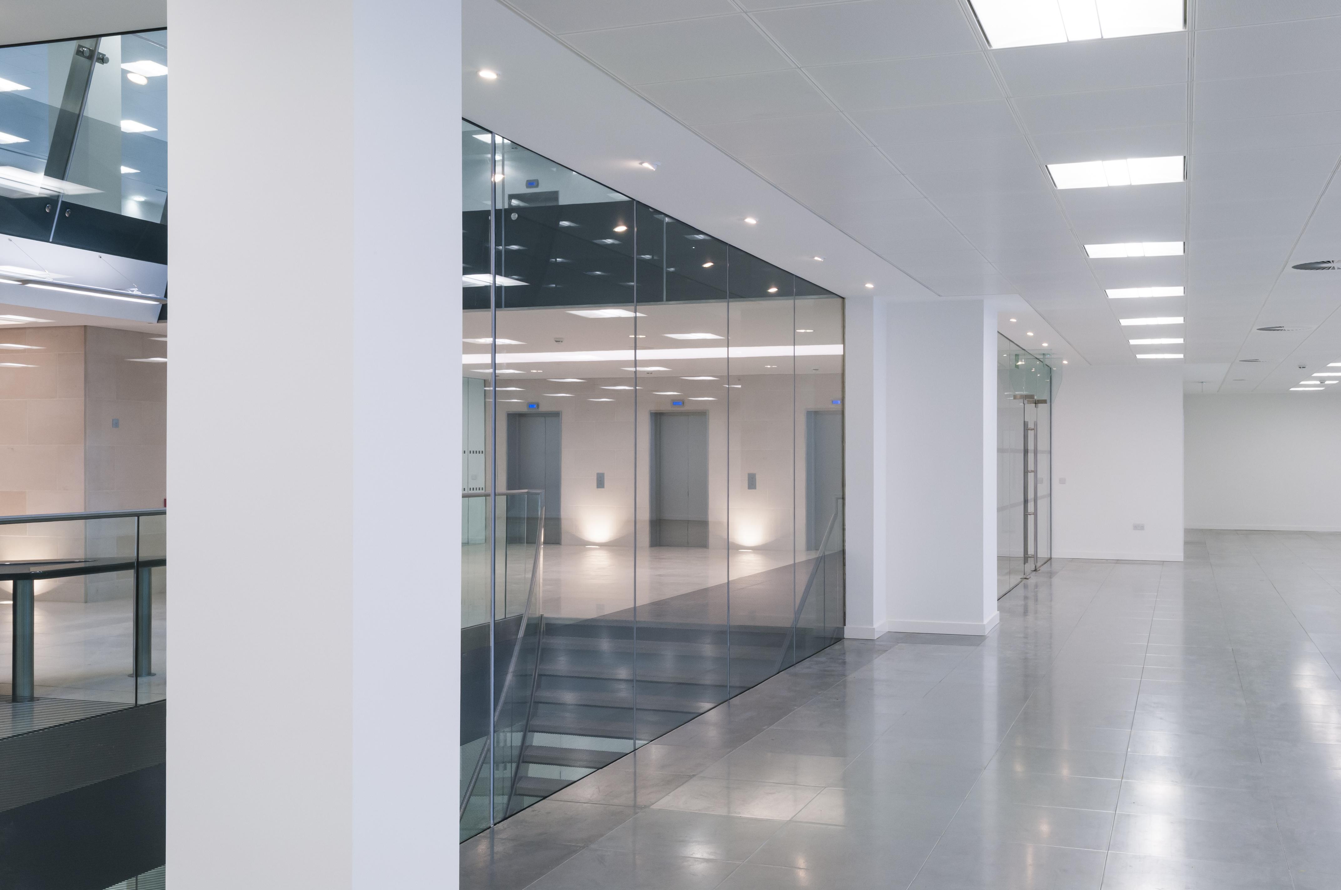 Noxion LED Panelen Kantoor