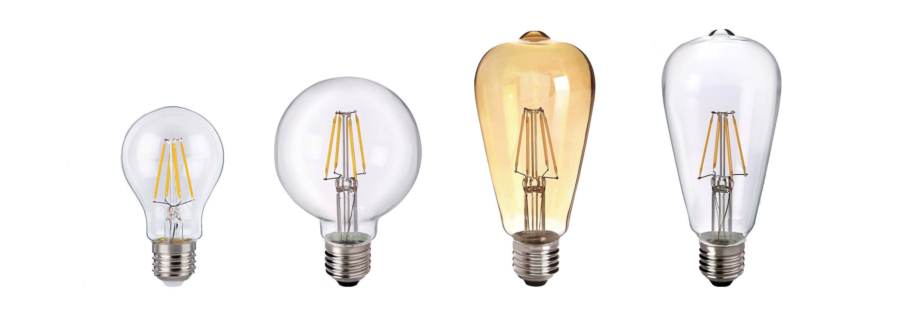E27 LED Lamp Vormen