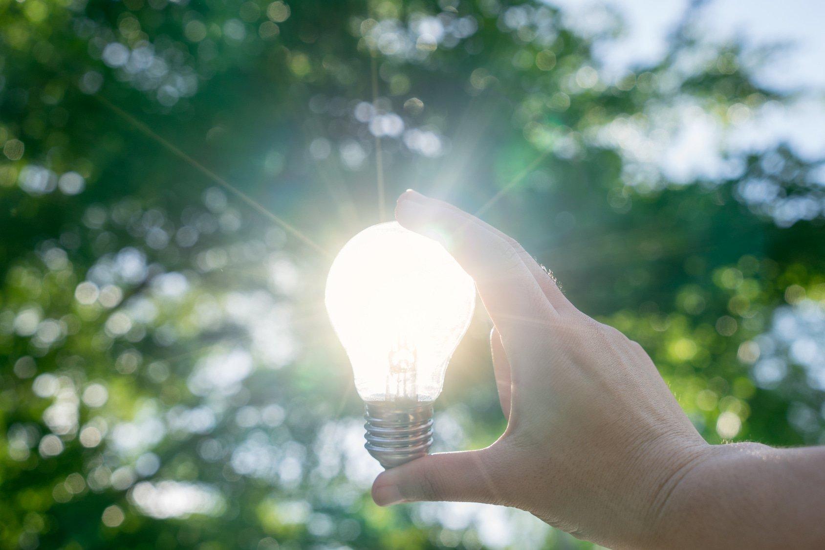 LED lampen milieu