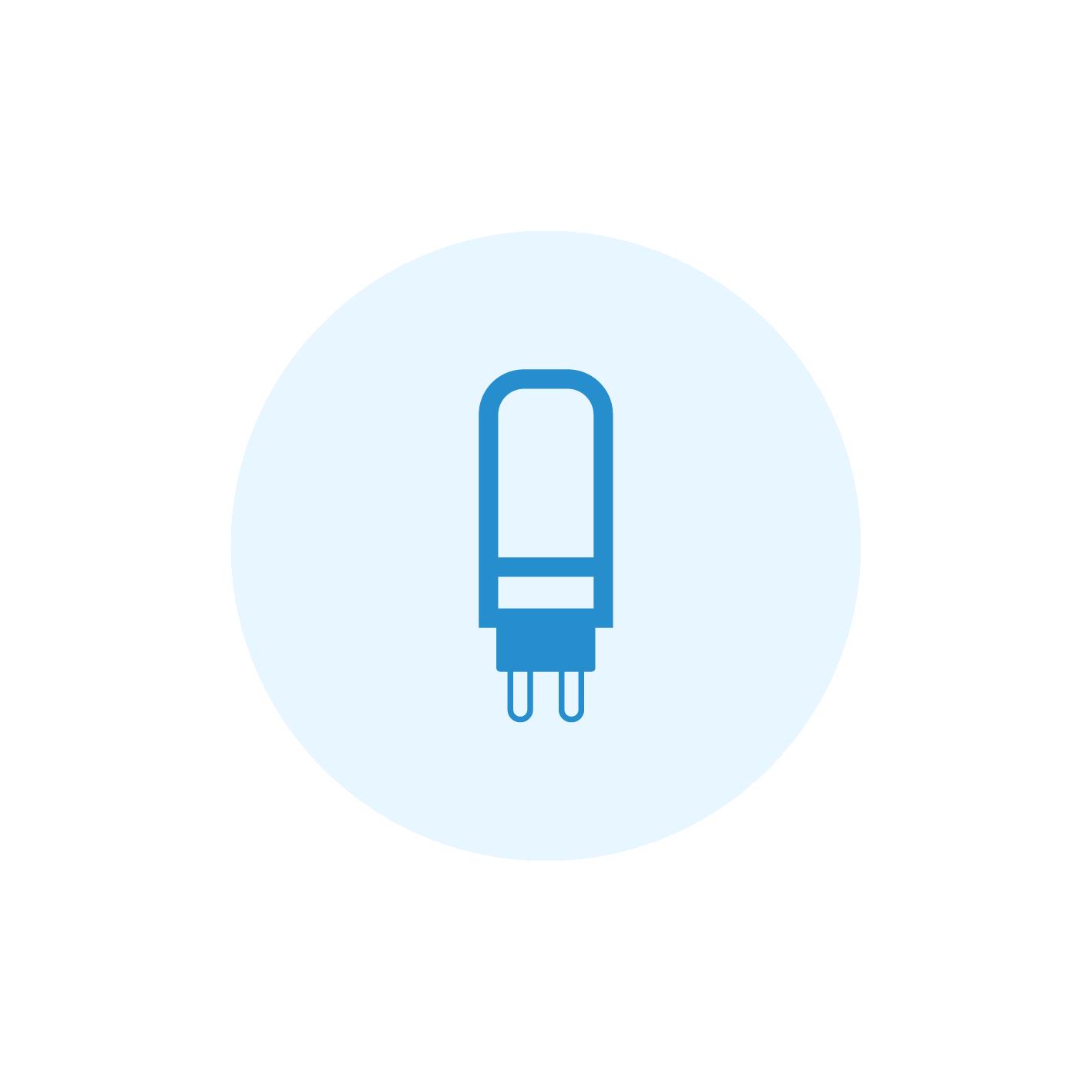 G9 LED Icon