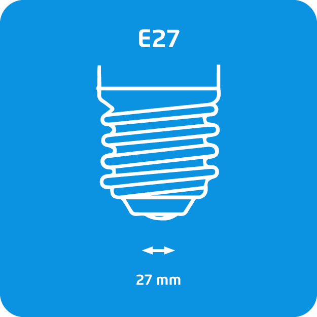 Philips E27 Halogeen