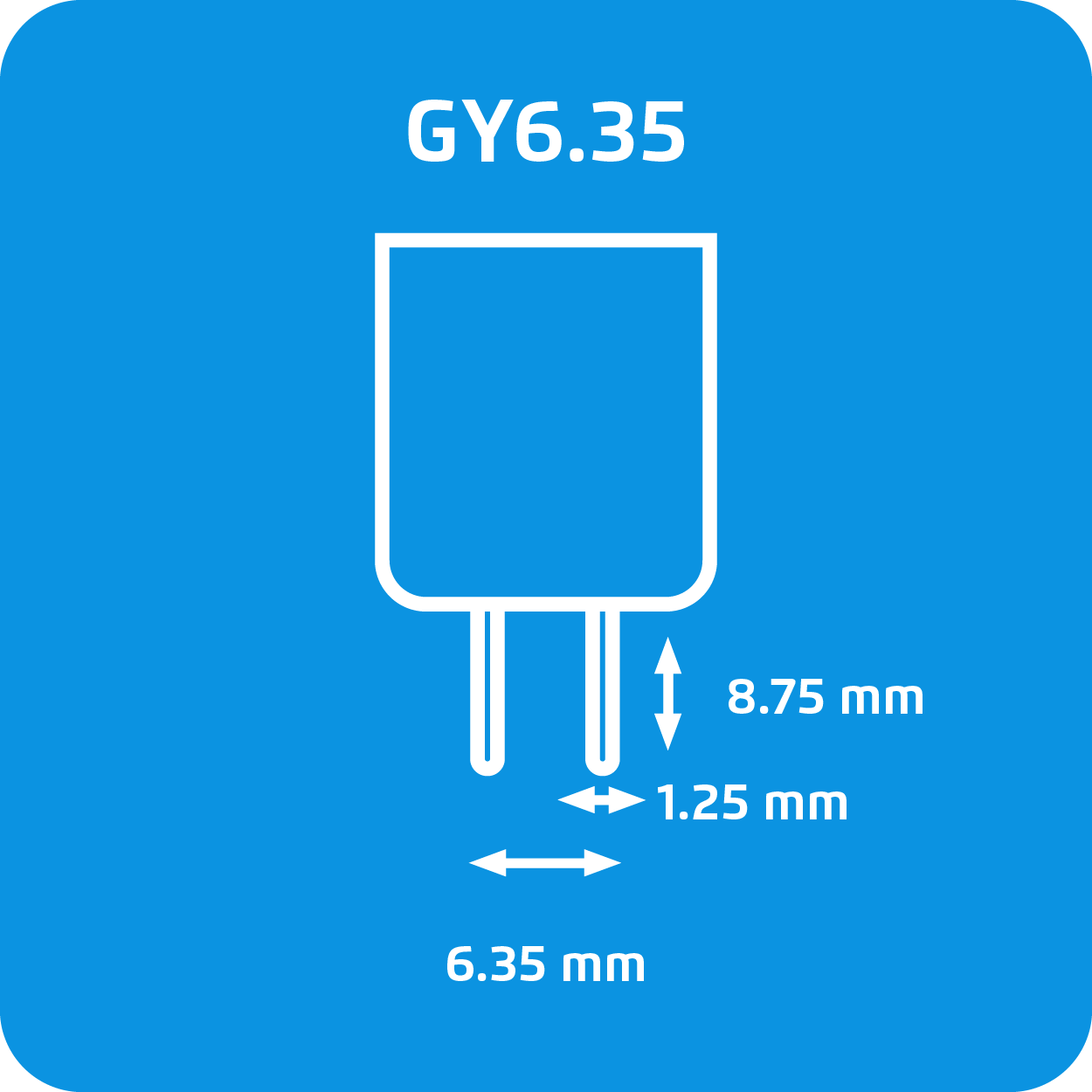 Philips GY6.35